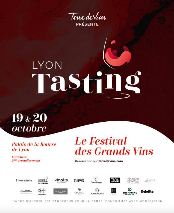 Lyon Tasting 2019