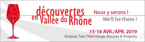Découverte en Vallée du Rhône